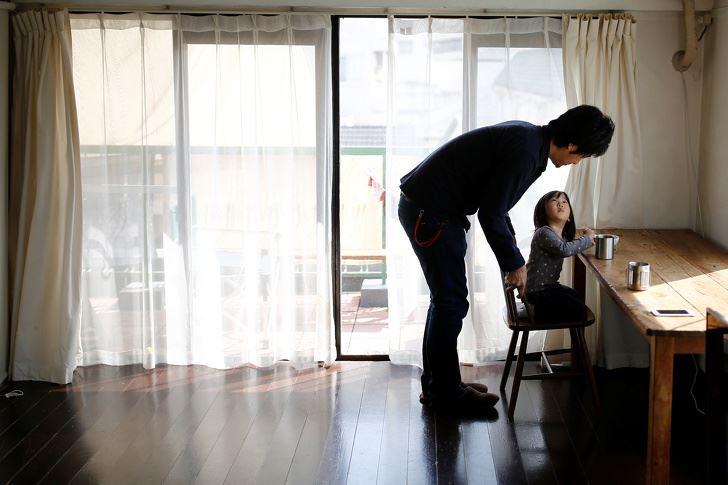 Bố trí căn hộ lạ như người Nhật: Nhà bé tẹo cũng rộng mênh mông