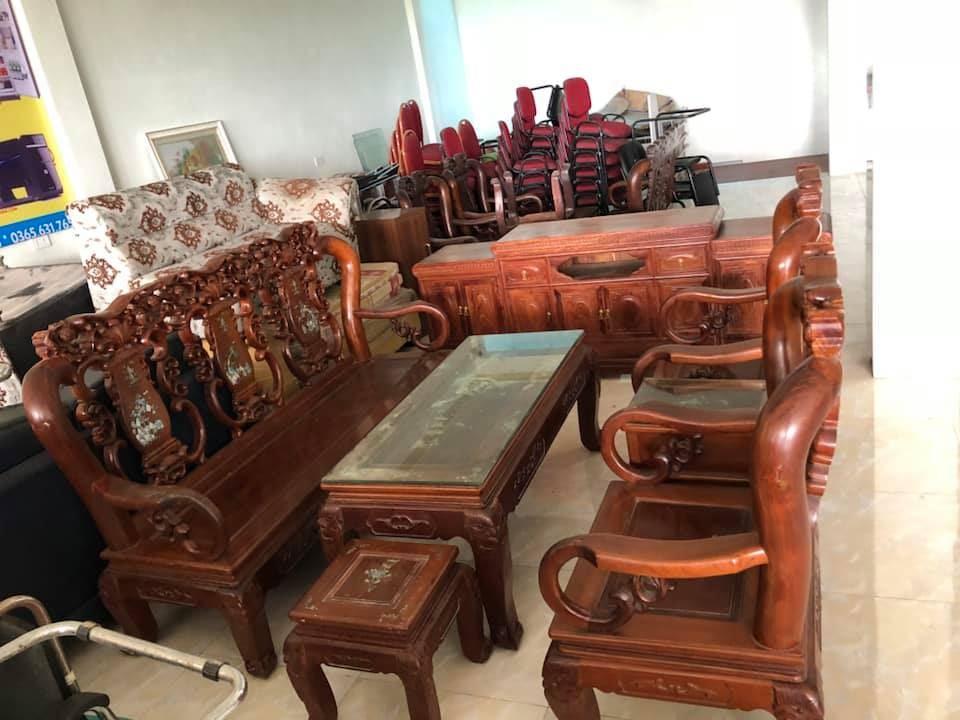 Mua bán đồ gỗ cũ tại hà nội