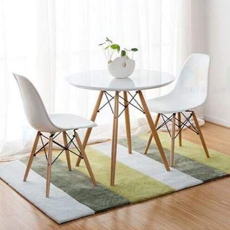 Bộ bàn ghế gia đình đẹp mắt