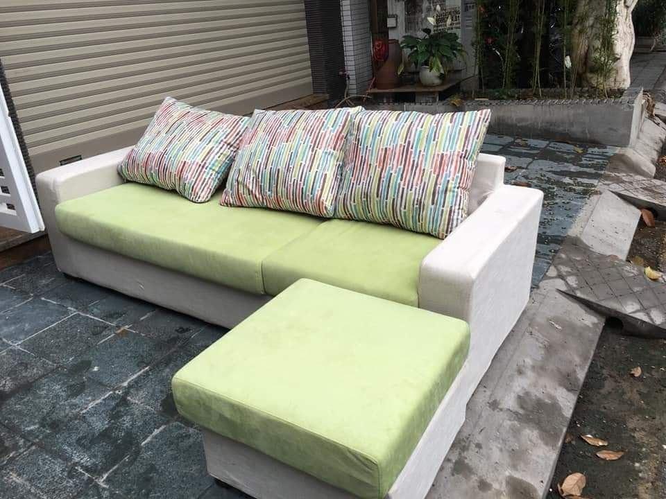 Bộ sofa vải