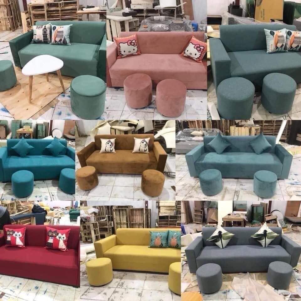 Sofa văng 1m4, mới
