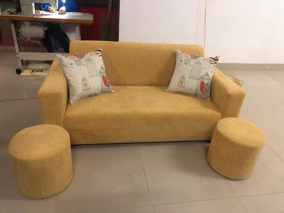 Sofa văng 1m4