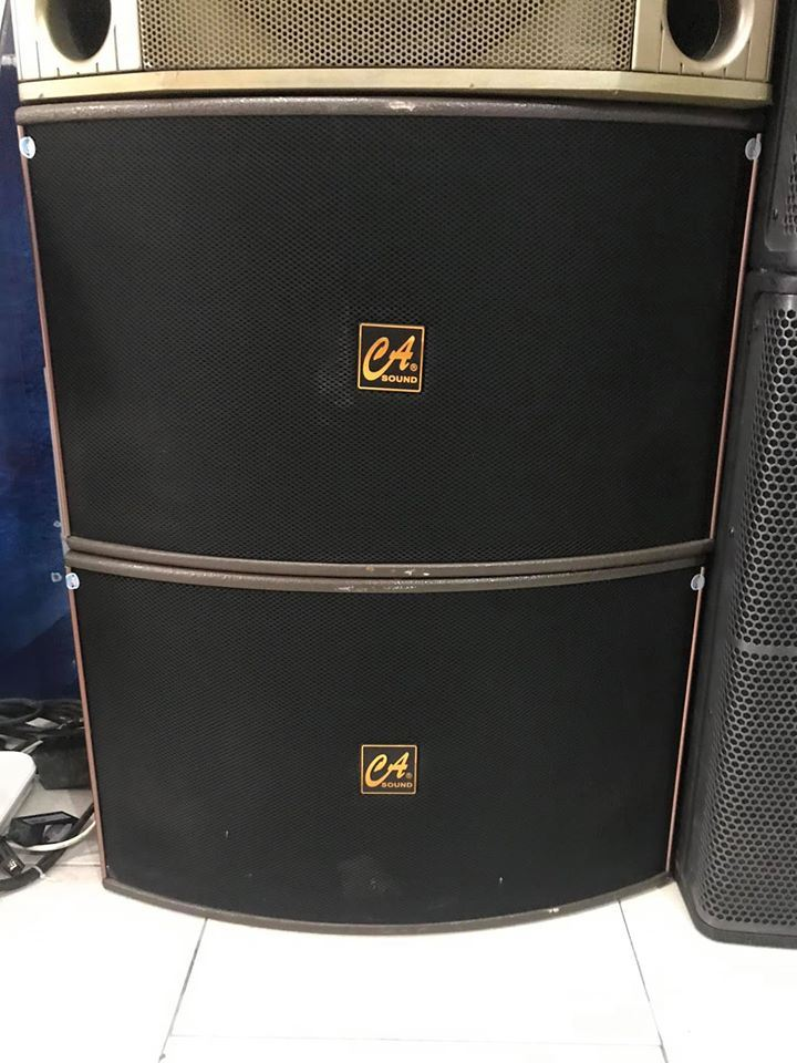 Loa CA Sound K312 hàng bãi