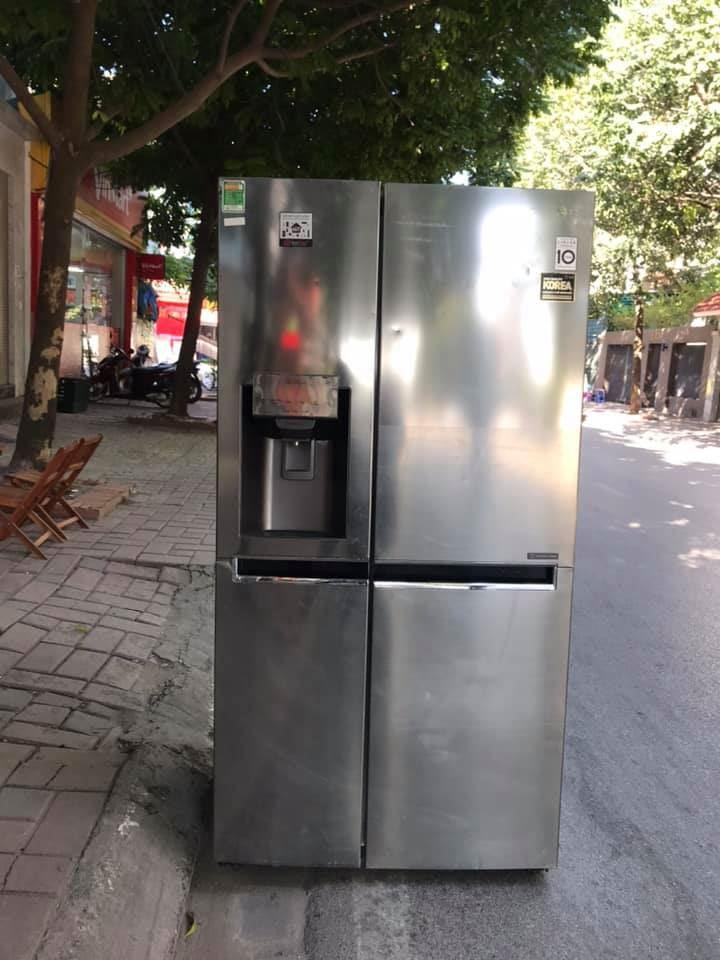Tủ lạnh LG Inverter 601 lít GR-X247JS