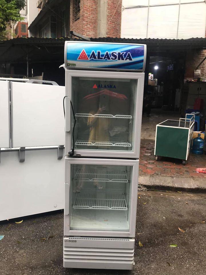 TỦ MÁT ALASKA 350 LÍT LC-643DB